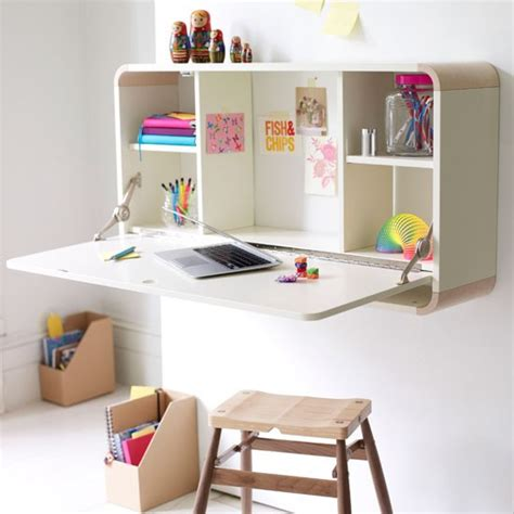 fold away study desk childrens desk ideas room 4 interiors