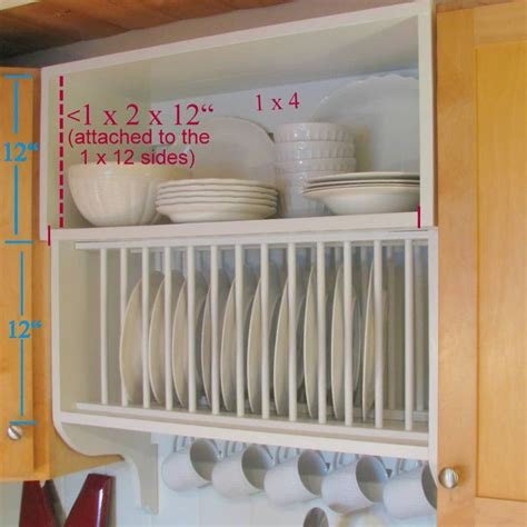 kitchen plate rack cabinet 21 best plate racks french english country images on pinterest
