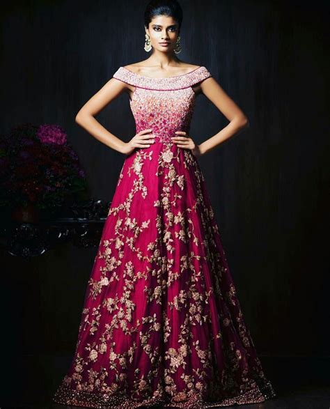 wedding reception dress indian the 25 best indian gowns ideas on saree dress