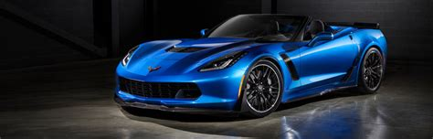 2015 Corvette Stingray and Z06 Information