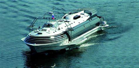 hydrofoil boat russia hydrofoils