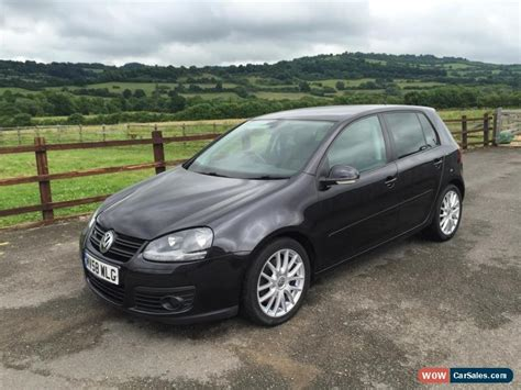 volkswagen golf gt 2008 volkswagen golf gt sport tdi 170 for sale in united