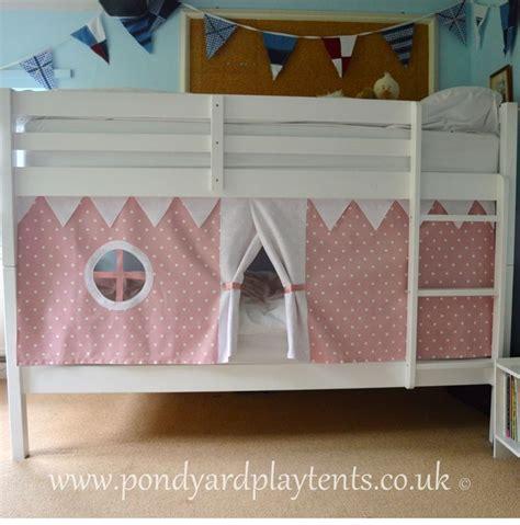 How To Make A Bunk Bed Tent 1000 Ideas About Bunk Bed Fort On Pinterest Bunk Beds Bunk Bed And Bunk Bed Tent