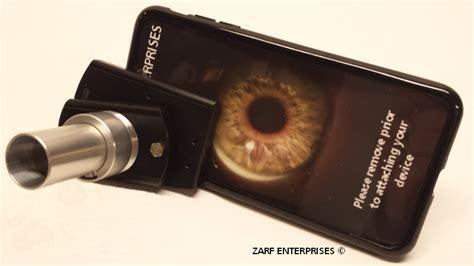 Iphone Slit L Adapter by Digital Microscope Adapters Digital Slit