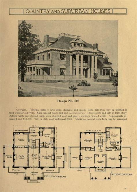 suburban house plans 258 best images about vintage home plans on pinterest