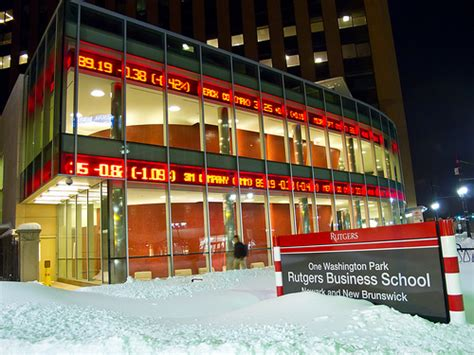 Proficiency Mba Part Time Rutgers by Rutgers Business School Newark Nj Flickr Photo