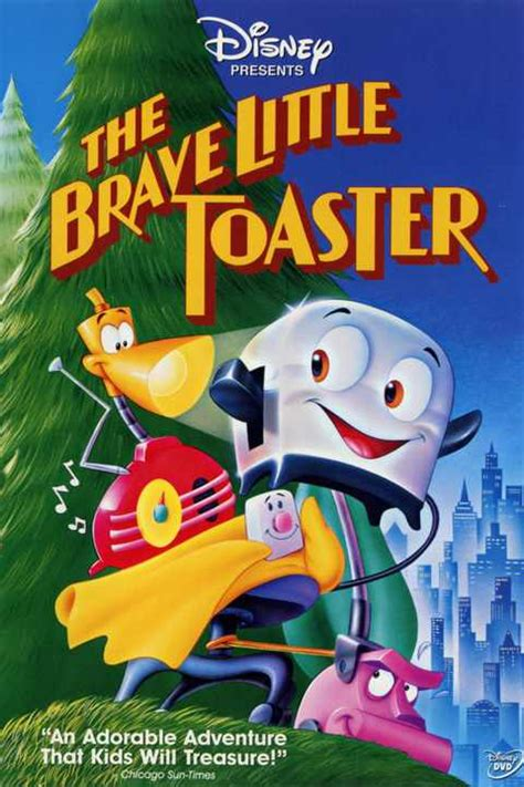 Cartoon Movie With Toaster Retro Sundance 1988 S Quot Brave Little Toaster Quot Blog The