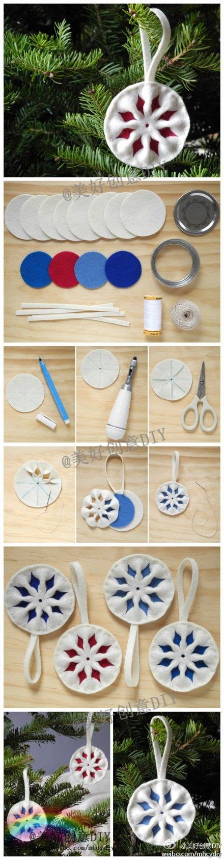 how to make small cute ornaments teach you how to make a felt small ornaments studious for more interesting
