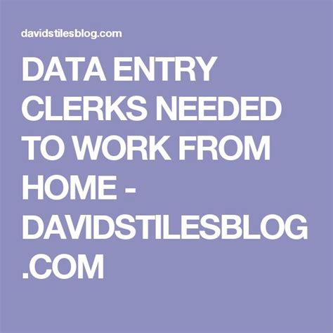 25 best ideas about data entry clerk on data