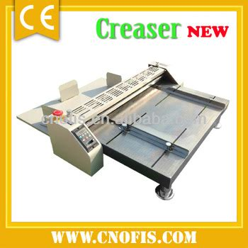Paper Cover Machine - new paper cover multifunction indentation machine buy