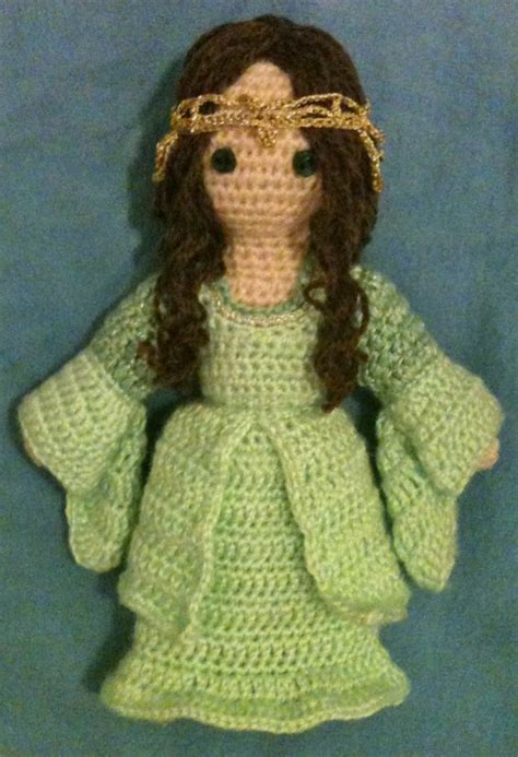 amigurumi ring pattern arwen from quot lord of the rings quot amigurumi my amigurumi