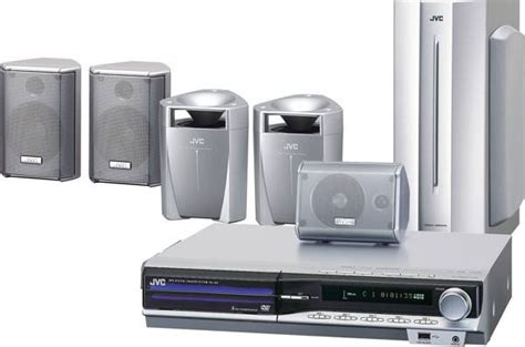 jvc thc home theater system refurbished
