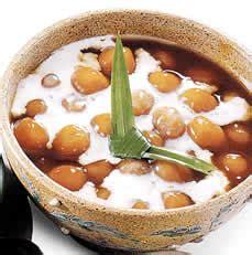 resep membuat bubur sumsum candil pin resep bubur sumsum masakan makanan minuman puding kue