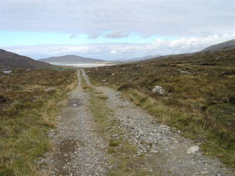Coffin Road The Coffin Road 169 Ian Lavender Geograph Britain And Ireland