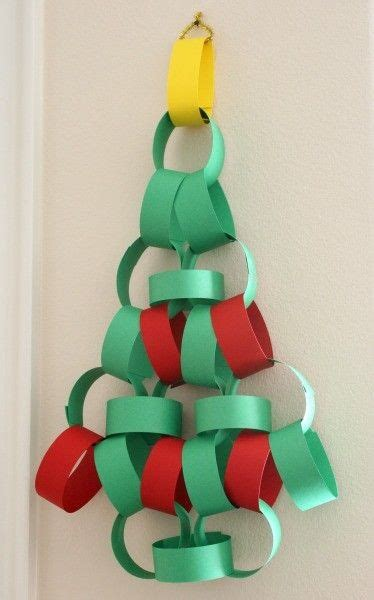 xmas tree activity out of construction paper construction paper crafts for site about children