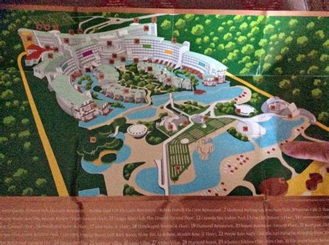 belek resort hotel map resort map picture of cornelia golf resort spa