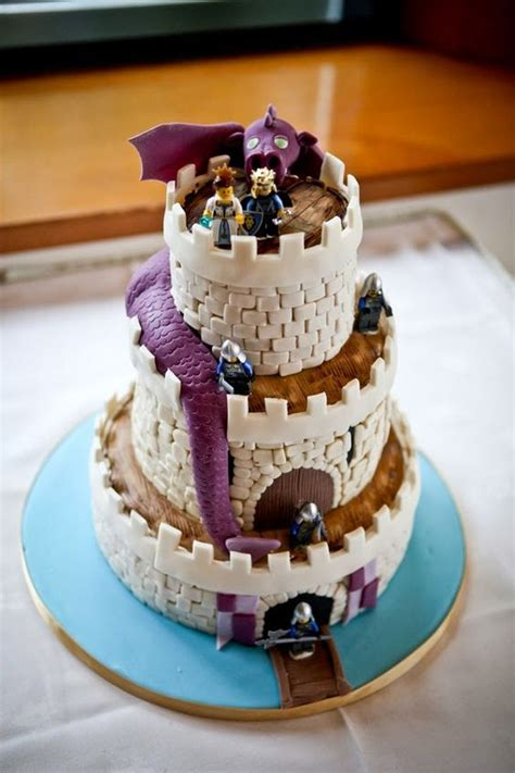 hochzeitstorte lego lego wedding cake shaped like a castle with