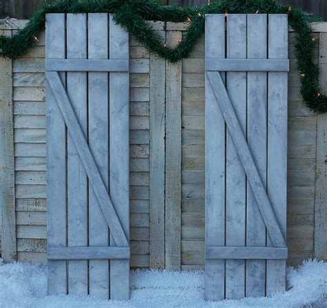 country shutters rustic shutters farmhouse shutters country shutters