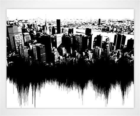 Sounds of The City Art Prints by Bespoken Art   HolyCool.net