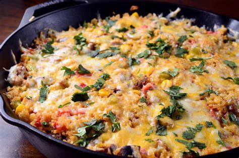 quinoa casserole recipes vegetarian recipe for southwestern quinoa casserole s ambrosia