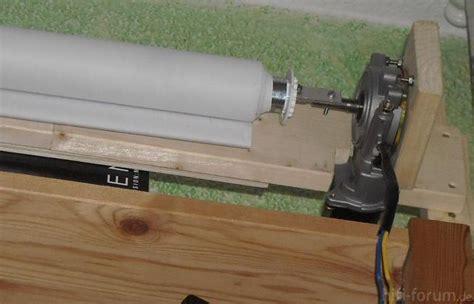 jalousie mit motor tupplur ikea hack motor leinwand ersatz verdunkelung