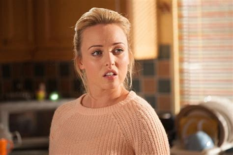 theresa without makeup jorgie porter quits hollyoaks after stephanie davis is