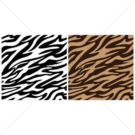 pattern zebra vector zebra pattern vector image 1526523 stockunlimited