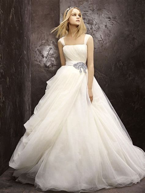 7 stunning wedding dresses from by vera