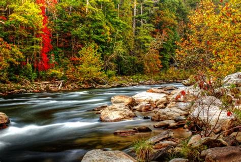 chattooga river mountain rest south carolina sc