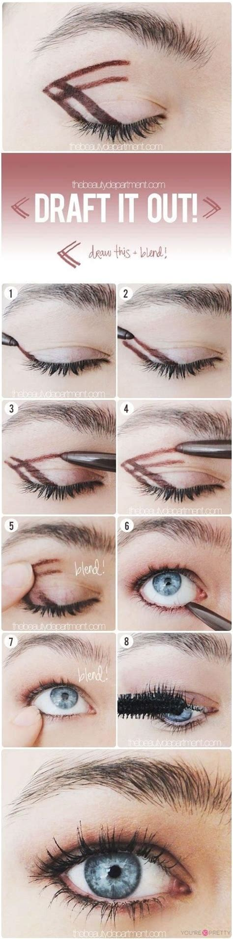 Tutorial How To Get That Fabulous Smoky Look by Best 25 Easy Smokey Eye Ideas On Smoky Eye