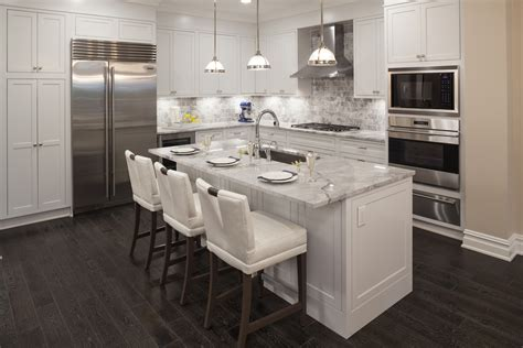 top of the line kitchen appliances go inside the new ritz carlton condos in north hills new
