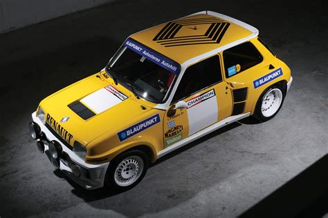 renault 5 turbo racing 1980 renault 5 turbo