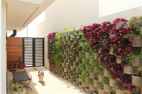 decorar paredes de jardin 15 geniales ideas para decorar las paredes de tu patio