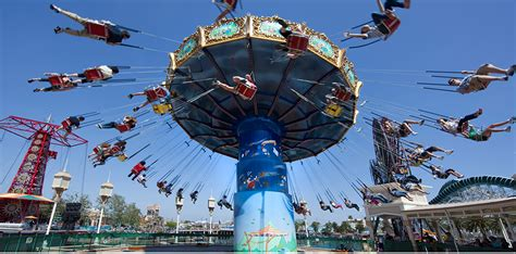 california swing the 10 best attractions at disney s california adventure