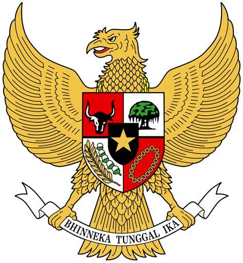 tattoo berwarna png file garuda pancasila coat of arms of indonesia svg