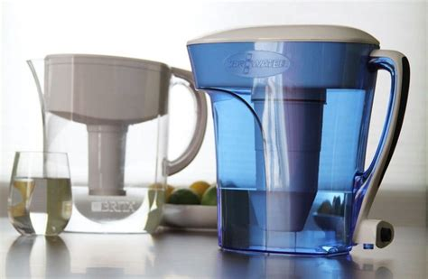 Pitcher Filter Vs Faucet Filter by Zerowater Vs Brita Who Wins Our 40 Hour Product Test