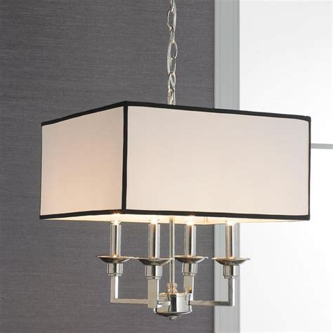 Times Square Shade Chandelier Simple Taupe And Polished Dining Room Chandeliers With Shades