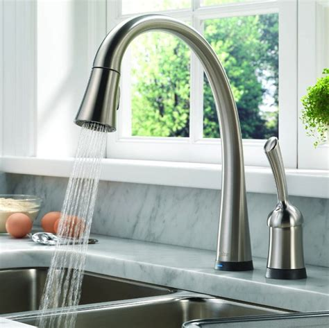who makes the best kitchen faucet sink faucet design delta pilar kitchen faucets approx
