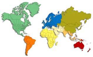 brucebase venues world map