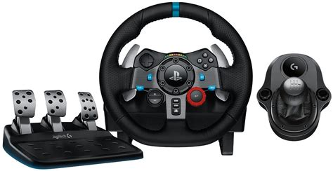 Logitech G29 Gaming Driving Wheel logitech g29 review simulation racing a pleasure