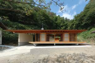 japanese style home plans japanese wooden weekend house by k2 design digsdigs