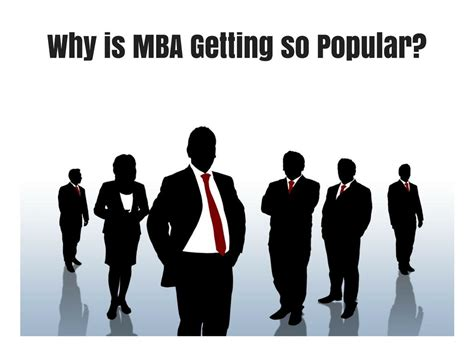 Mba Getting A In Business by Why Is Mba Getting So Popular Distance Education Delhi