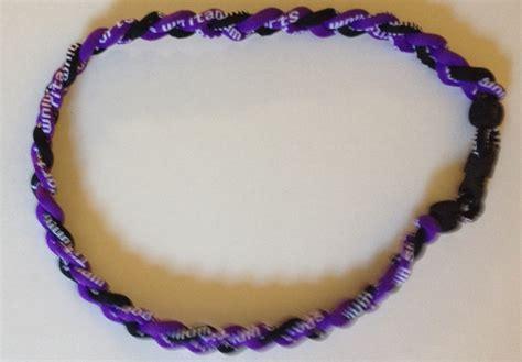 T01 218 Titanium Necklaces purple and black titanium germanium necklace dph custom pins
