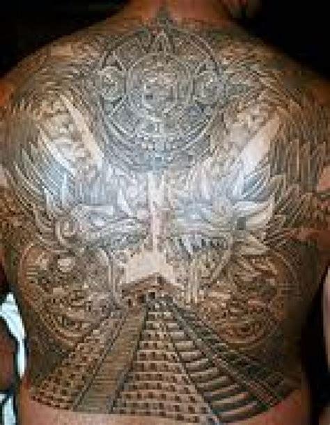 imagenes tatuajes aztecas y mayas ranking de impresionantes tatuajes aztecas y mayas