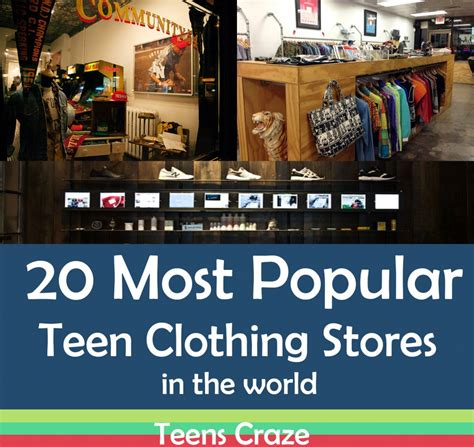 best clothes shop 20 most popular clothing stores in the world this year