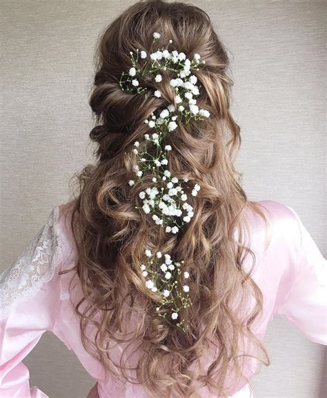 Curly Wedding Hairstyles by Wedding Hairstyles For Curly Hair Hair Styles