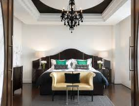 Bedroom Black And White Color Scheme Bold Black And White Bedrooms With Bright Pops Of Color