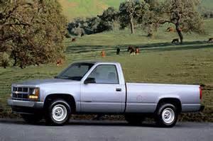 1990 98 chevrolet c k pickup consumer guide auto