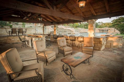 The Patio Ranch The Ranch Traditional Patio Austin By Cascade