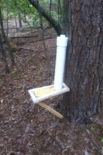 Feeder Home Myog Easy Diy Deer Corn Feeder Plans For
